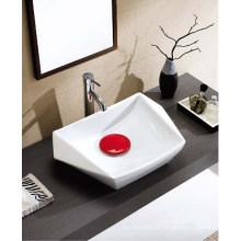 Новый дизайн раковина с Аксессуары для ванной комнаты (W7179)