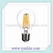A55 A60 dimmable filament led ampoule led lamba