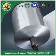 Rouleau d'emballage en aluminium à chaud