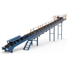 SKE Standardize Mining Belt Conveyor for Bulk Materials Handling System