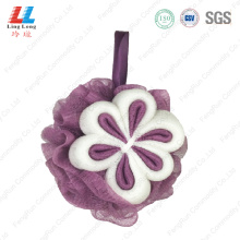 bath+pouf+body+scrubber+mesh+bath+sponge+wholesale