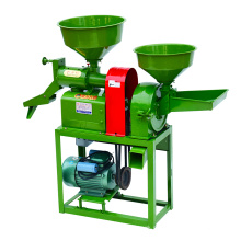 Reishülsen Schleifmaschine Paddy Reis Schälmaschine