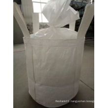 FIBC Circular Ton Bag for Cement Load and Transport