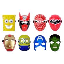 Masque en plastique pour enfants Carton pas cher (10259471)
