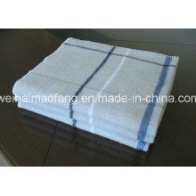 Сплетенные одеяло отель чистая шерсть (NMQ-WB030)