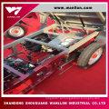 """""""Trotinette"""" do triciclo do motor 3-Wheel de 150cc175cc 200cc para a carga feita em China"""