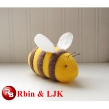 Animales de peluche muñecas juguete de peluche abeja