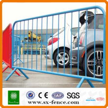Supply Rio Olympics metal barriers