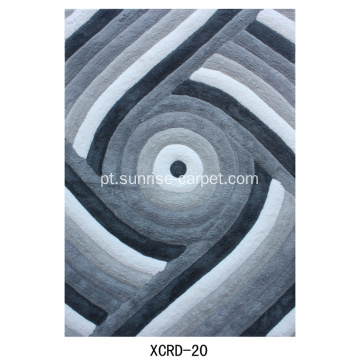 Design Microfiber Soft Shaggy 3D