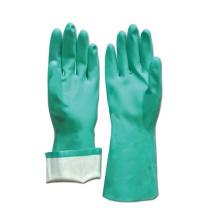 NMSAFETY EN 374 & EN 388 Luva Resistente a Produtos Químicos de Nitrilo