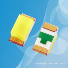 Low Power White, Yellow Color Encoder 0603 Smd Led