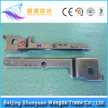 sheet metal stamping bending parts brass/aluminum stamping