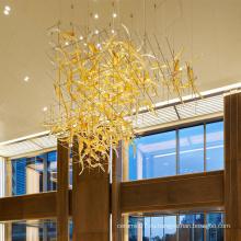 Люстра в китайском стиле подвесной светильник