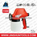 Pistola de pintura de látex profesional JS 110W