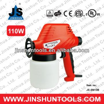 JS professional wall using spray gun 110W