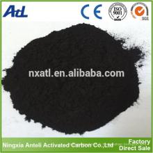 Carbone de raffinerie de sucre à base de charbon actif à vendre