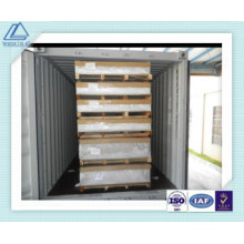 Plaque en aluminium de forage pour PCB