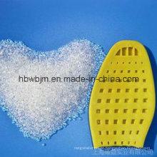Hot Sale, TPU Material Primário Poliuretano Termoplástico / Granulado TPU
