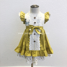 children girls remake ruffle clothing sets boutique
