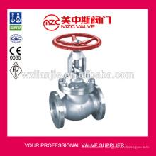 150LB Flanged Stainless Steel Globe Valves Industrial Valves