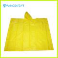 Promotional Clear PVC Rainwear Rvc-184