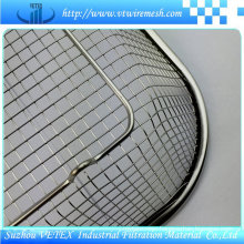 Stainless Steel Basket with SGS Report