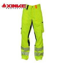 EN11612 Pantalon de sécurité haute tension pour affaires spéciales