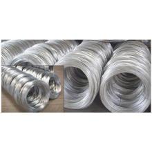 Alambre de alambre de acero galvanizado / alambre de acero / alambre de encuadernación