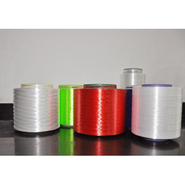 High Tenacity Webbing Regular Low Denier Polyester Yarn