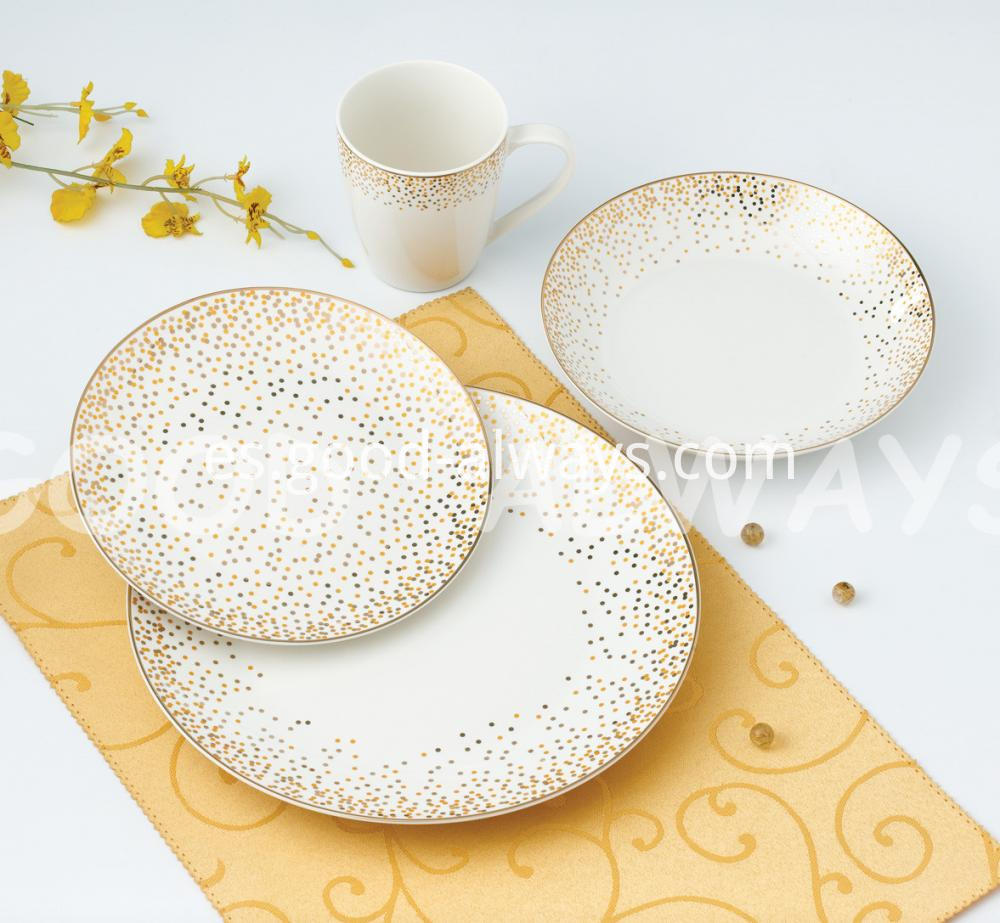 Nbc 802 Dinnerware Set