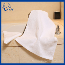 Cotton Plain Satin Hotel Face Towel (QHA0934)