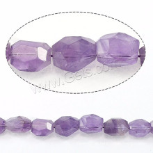Venda quente jóias de quartzo contas roxo oval facetada ametrine naturla