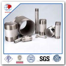 "Hot Galvanized Carbon Steel Nipples, Threaded Both Ends (Male/ Female) , 1/2"", Pressure 10 Bar"