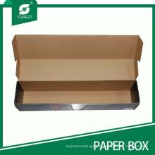 Caixa de cartão de impressão personalizada para embalagem de luz LED