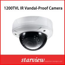 1200tvl IR Vandalproof Varifocal Lente CCTV Dome cámara de seguridad (D21)