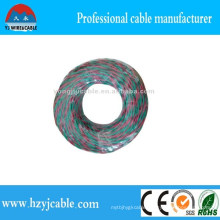 2*2.5 Mm2 Electric Twine Wire with Copper Conduct, Stranded Wire, Electric Twined Cable
