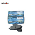 FDB4051Ceramic Brake Pad For NISSAN With E-MARK Certificate