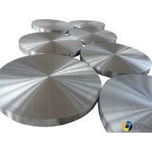 Titanium Disc Gr.2 ASTM B381