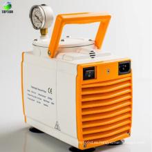 GM-0.33A Bomba de vacío de diafragma sin aceite Basic Chemicalless resistente