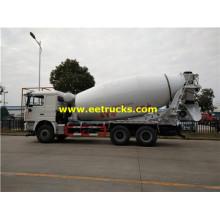 SHACMAN 6x4 10cbm Concrete Mixer Trucks