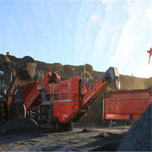 Crawler Mobile Cone Crusher Plant For Sale