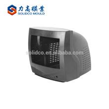 Moule en plastique de caisse de TV de moulage par injection de caisse en plastique de TV d'approvisionnement d'usine de prix bas