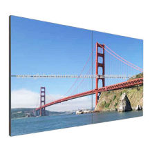 Full HD 47-inch 2 x 2 DID LCD Video Wall Screen with 4.9mm Bezel and LED Backlight