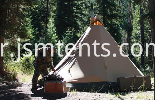 Polyester Tepee Tents