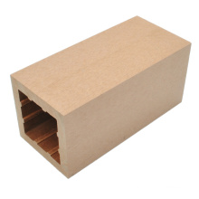High Quanlity Wood Plastic Composite Post 100*100