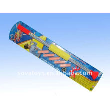 2011 soft bullet blow up toys