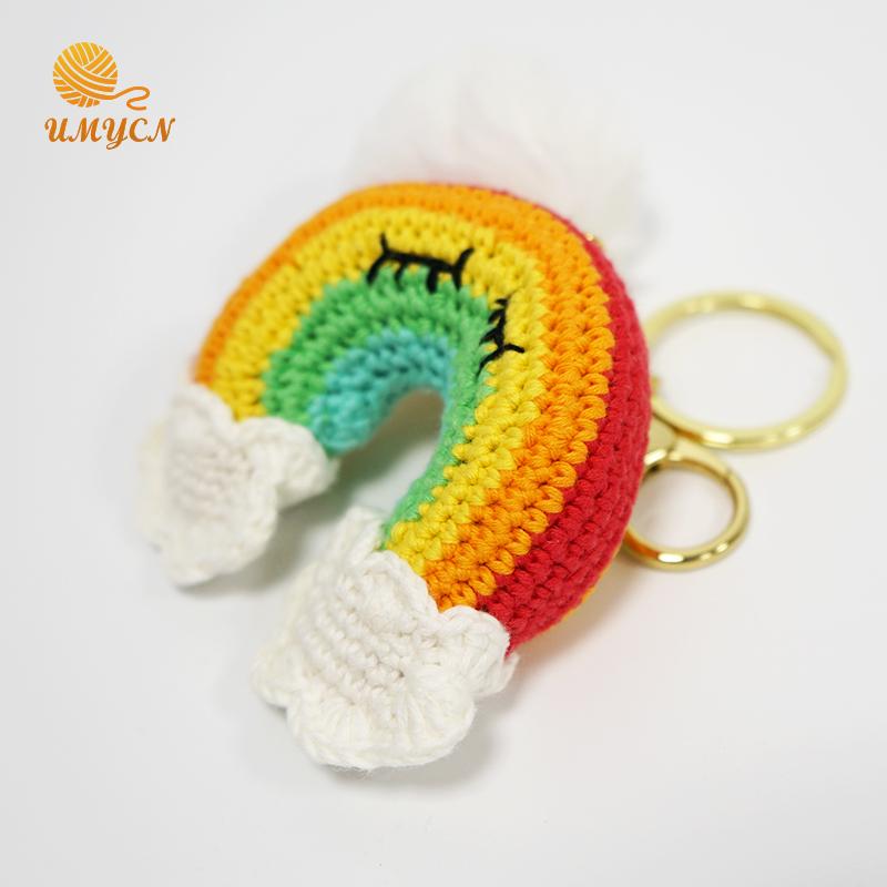 Keychain Crochet Handmade