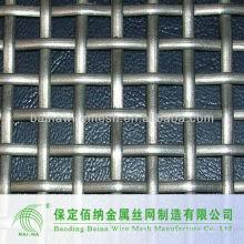 Preço competitivo de alta qualidade Malha de arame crimpado para filtro