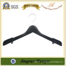 Металлический крюк Пластиковая вешалка для одежды для костюма