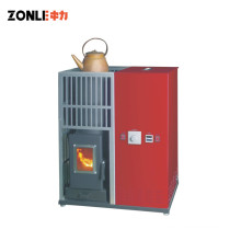 China Manufacturer Automatic Pellet Stove Wood pellet stove with Water circulation heating